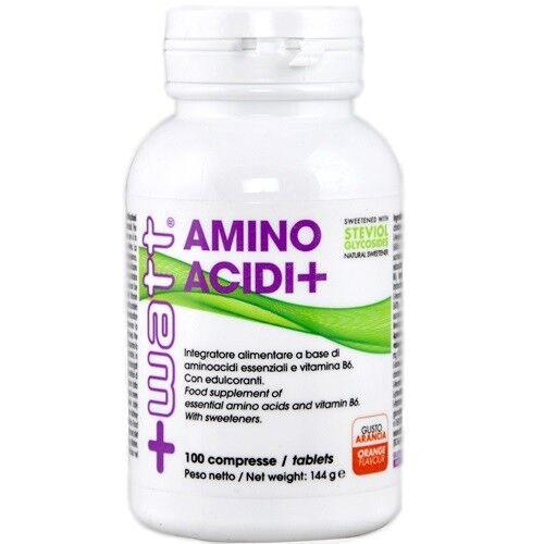 watt + aminoacidi+ 100cpr.