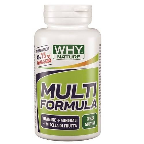 whynature why nature multi formula 30 cpr.