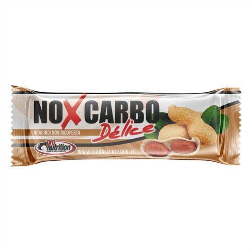 pro nutrition nox carbo delice  barretta da 50 g