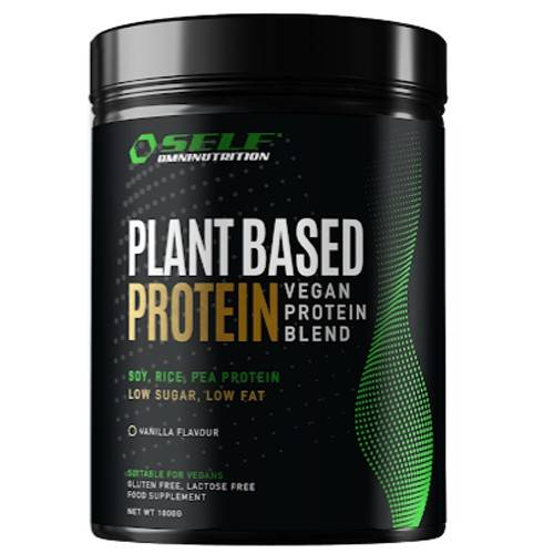 self omninutrition plant based protein 1000 g