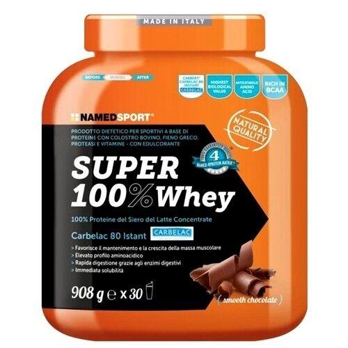 Named Sport Super 100% Whey 908 G.