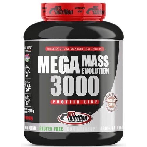 Pro Nutrition Mega Mass Evolution 3000 2000 G.
