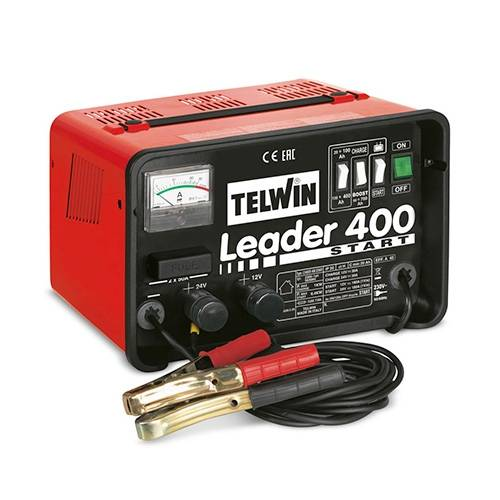 Telwin Caricabatterie auto TELWIN Leader 400 807551