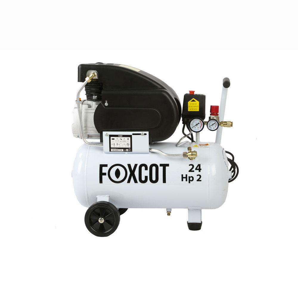 foxcot professional compressore ad aria 24 litri foxcot fl24
