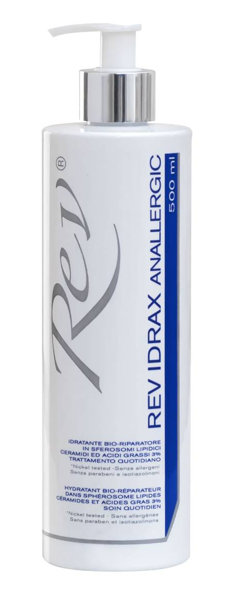 PHARMABIO Rev Idrax Anallergic 500ml