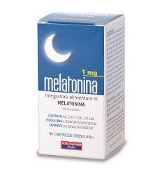 vital factors italia srl melatonina 1mg 90cpr fdr