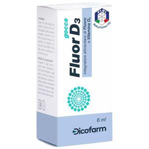 DICOFARM SPA Fluord3 Gocce 6ml