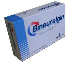 BIOGROUP SRL Bineuralgin 60cpr