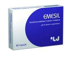 FARMITALIA(LINKER) Emesil-Integ 20 Cps