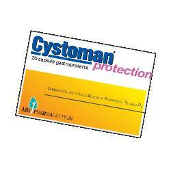 ABI PHARMACEUTICAL Cystoman Protection 20cps