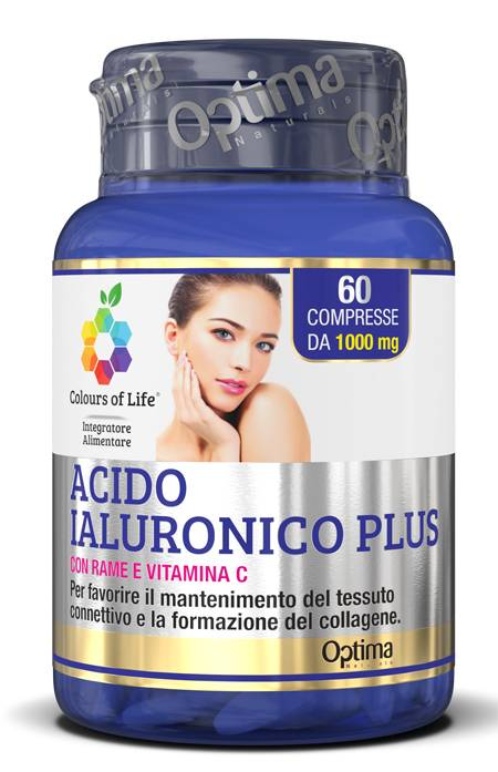 optima acido ialuronico plus 60cp optim