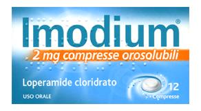 Johnson & Johnson Imodium*12cpr Orosol 2mg