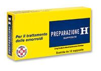 PFIZER ITALIA SRL Preparazione H*12supp 23mg