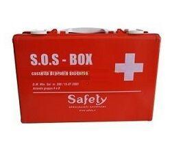 SAFETY Cassetta-Med Gruppo A B Saf 8505