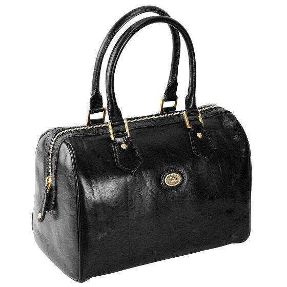 The Bridge Story Donna bauletto borsa a mano pelle 30 cm nero
