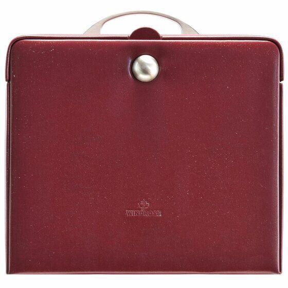 Windrose Merino Charmbox portagioie scatola per gioielli 25,5 cm