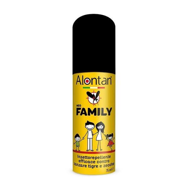 Pietrasanta Pharma Alontan Neo Family Spray 75ml