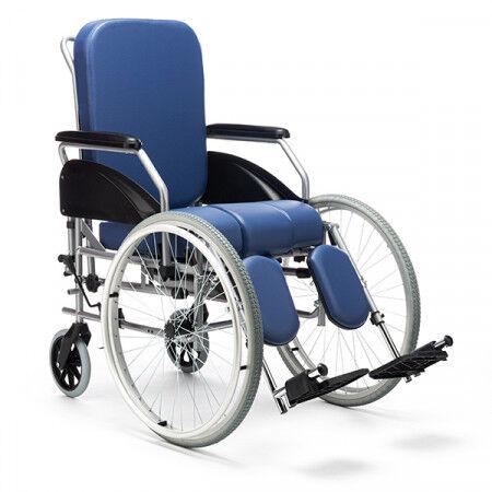 KSP ITALIA Sedia comoda con schienale reclinabile - KSP E301