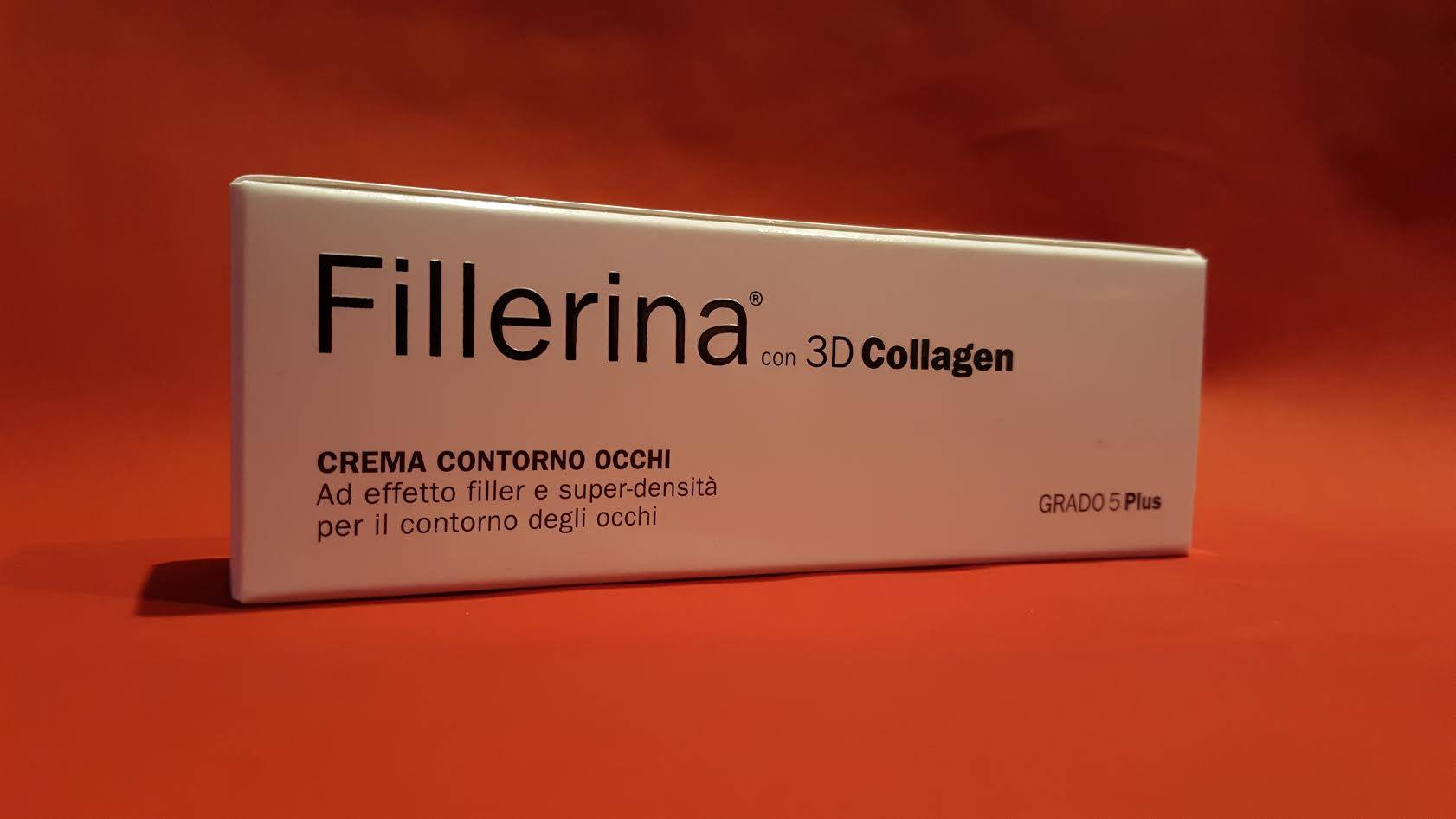 LABO Fillerina 3d Collagen Contorno Occhi Grado 5 Plus
