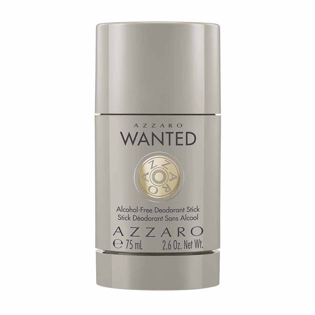Azzaro Wanted Deo Stick Alcohol Free 75 ML