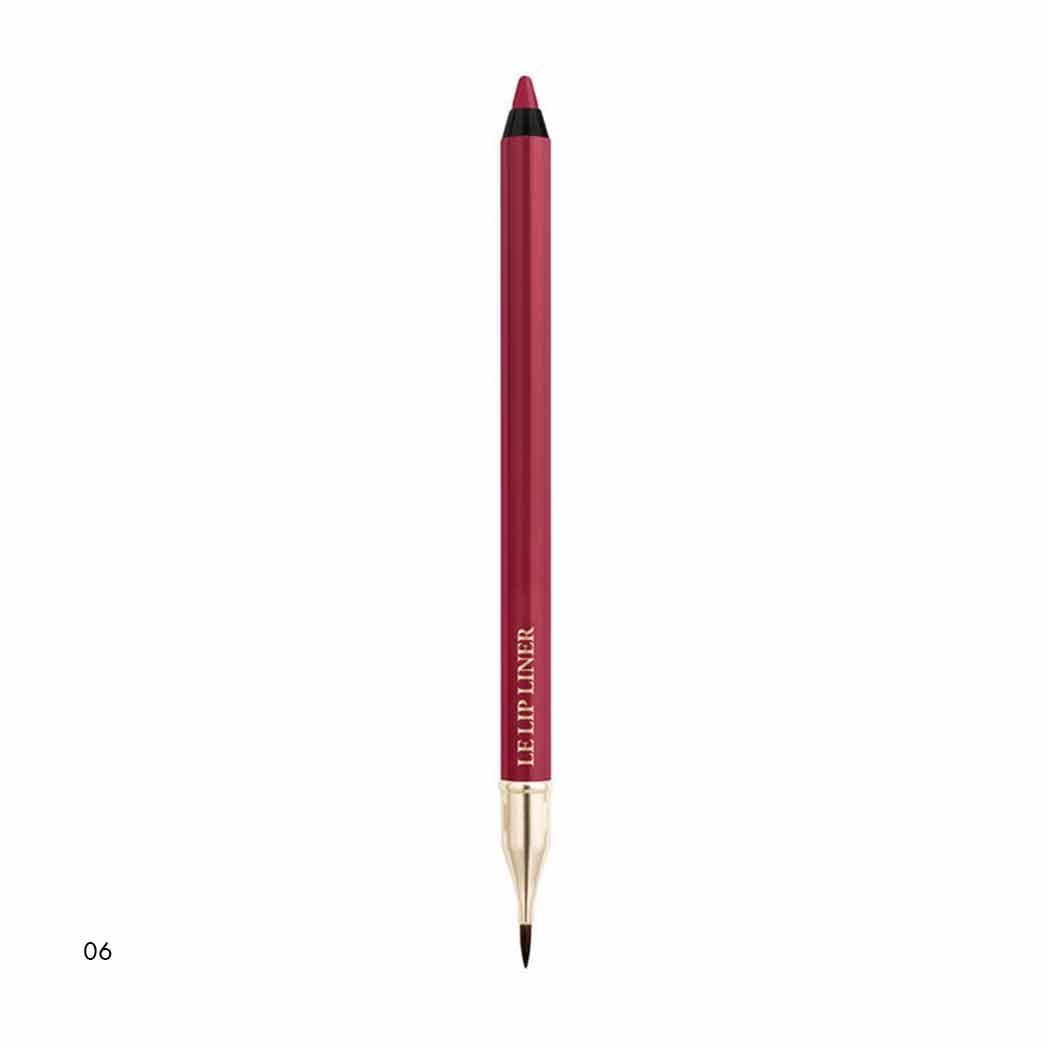 Lancome Le Lip Liner Crayon Contour Levres Waterproof Avec Pinceau N. 06 Rose Thé