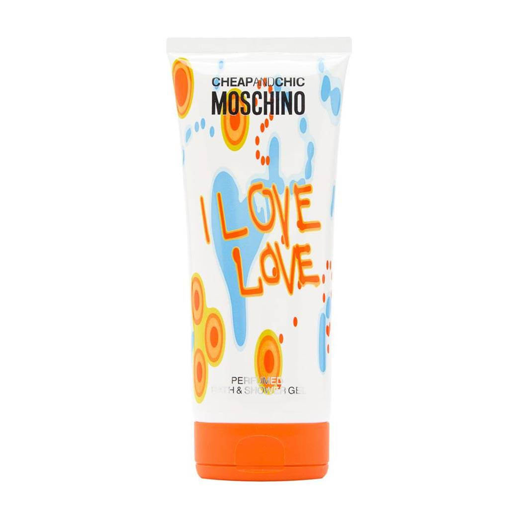 Moschino I Love Love Cheap And Chic Bath & Shower Gel 200 ML
