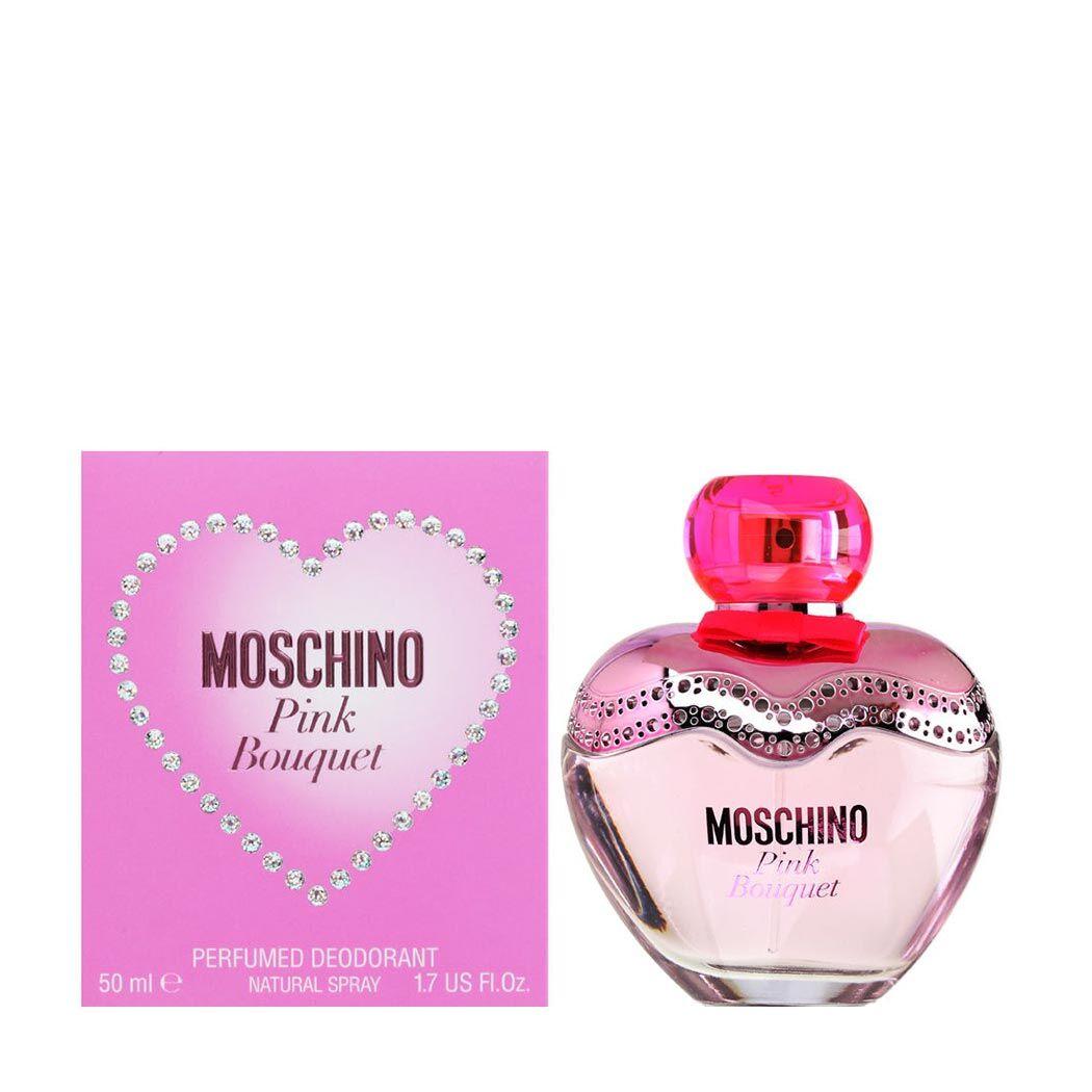 Moschino Pink Bouquet Deodorant 50 ML