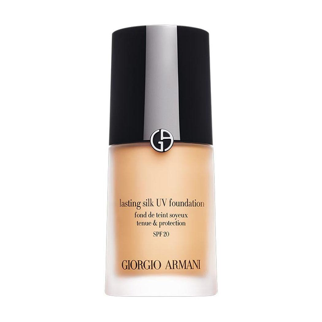 Giorgio Armani Lasting Silk UV Foundation spf 20 N. 6,5 - Tawny Beige