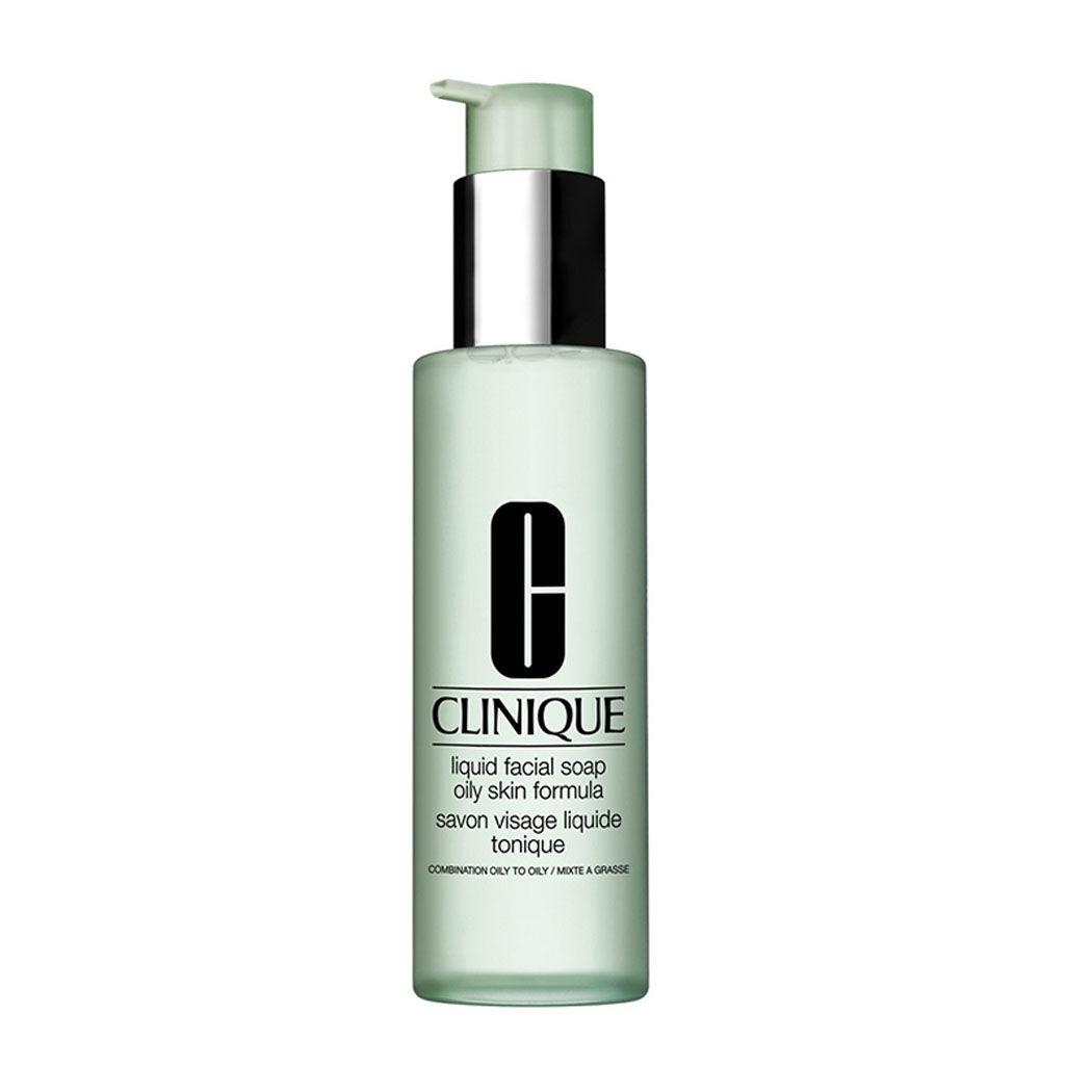 Clinique Liquid Facial Soap Oily Skin Con Erogatore - Pelle Tipo 3/4 200 ML