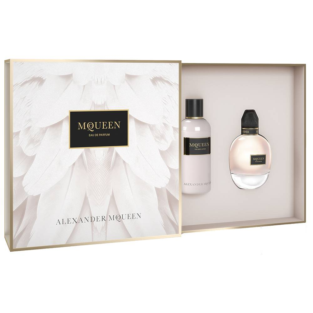 Alexander McQueen Mc Queen Eau De Parfum 50 ML + Body Lotion