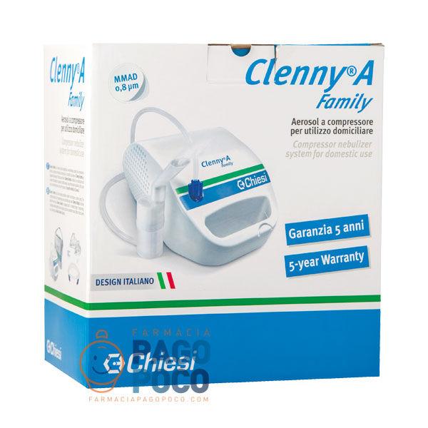 Chiesi farmaceutici spa Clenny A Family