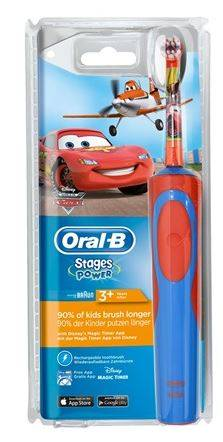 Procter & gamble srl Oralb Pow Vitality Stage Cars