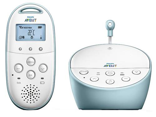 Philips spa Avent Babymonitor Dect560