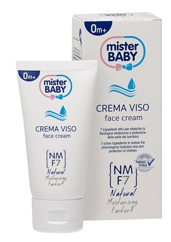 Coswell spa Mister Baby Crema Viso 50ml