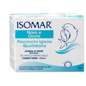 Euritalia pharma (div.coswell) Isomar Sol Isotonica 24fl 5ml