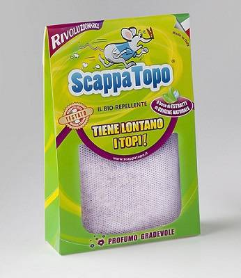 IMPERIAL EUROPE Srl Scappatopo 50g