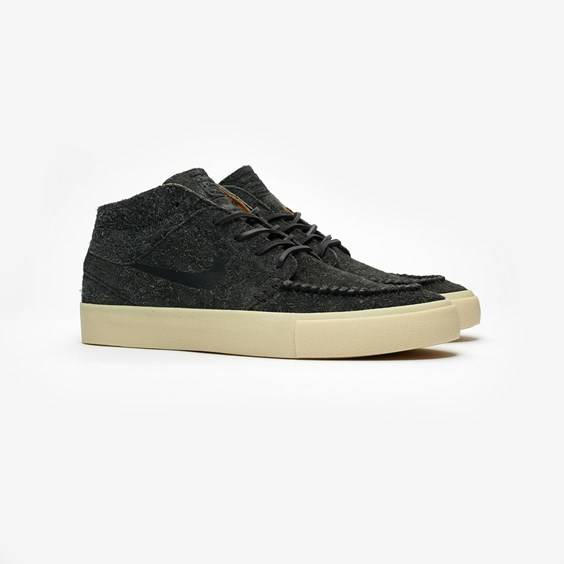Nike Zoom Janoski Mid Rm Crafted In Black - Size 41