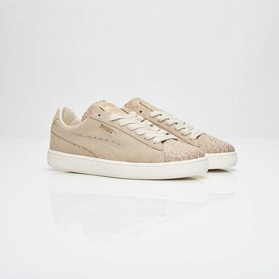 Puma Suede Classic X Made In Italy For Women In Brown - Size 40