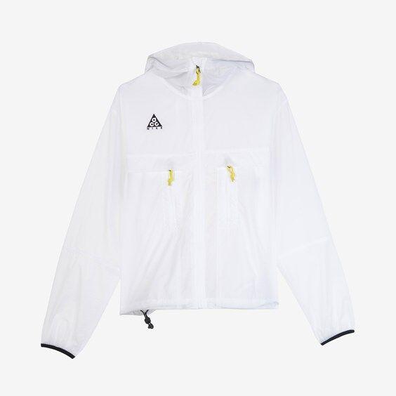Nike Acg Jacket For Women In White - Size Ws