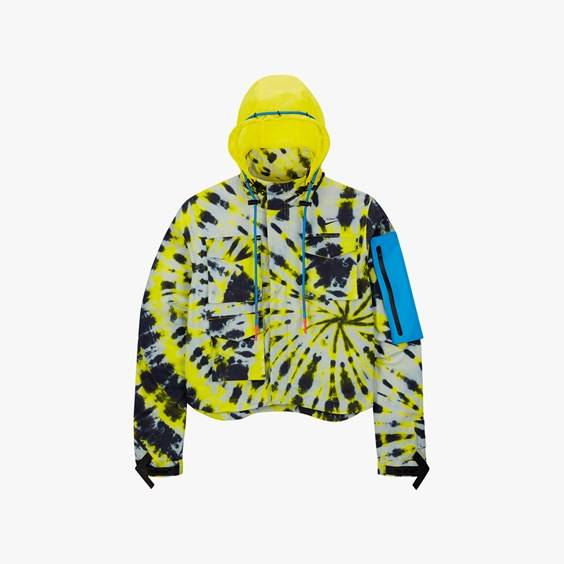 Nike As Jacket 27 X Off-White For Women In Multi - Size Ws