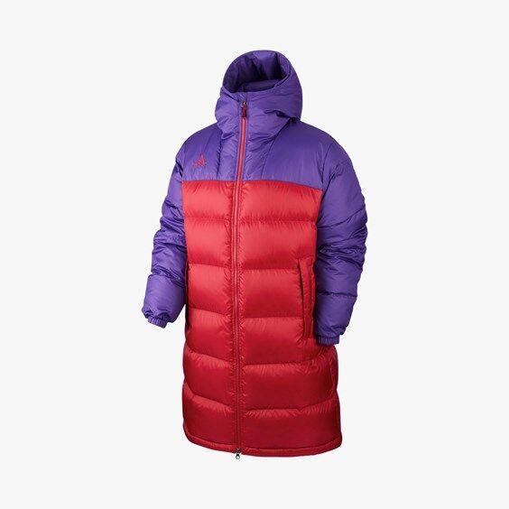 Nike Acg Down Parka For Women In Purple - Size Ws