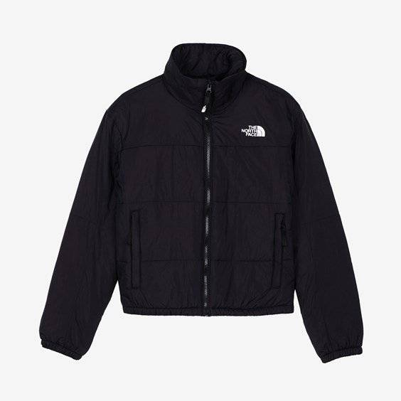 The North Face Gosei Puffer For Women In Black - Size Ws