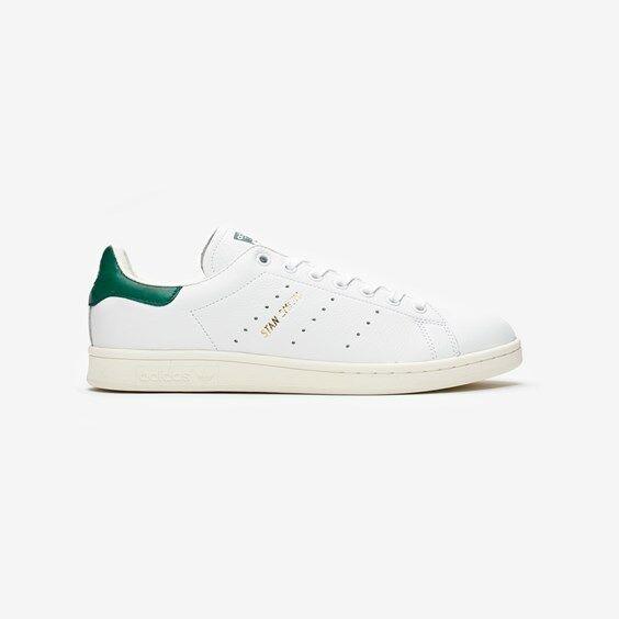 Adidas Stan Smith In White - Size 39 ⅓