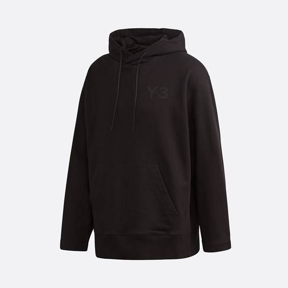 Adidas Hoody In Black - Size M