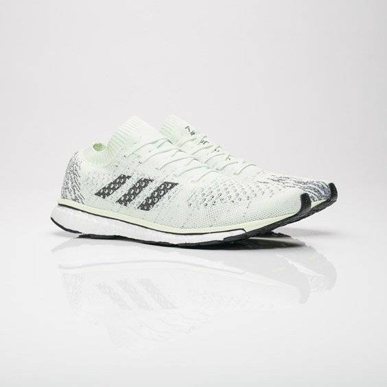 Adidas Adizero Prime Ltd In Green - Size 46 ⅔