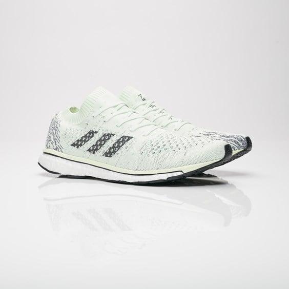 Adidas Adizero Prime Ltd In Green - Size 46 ⅔