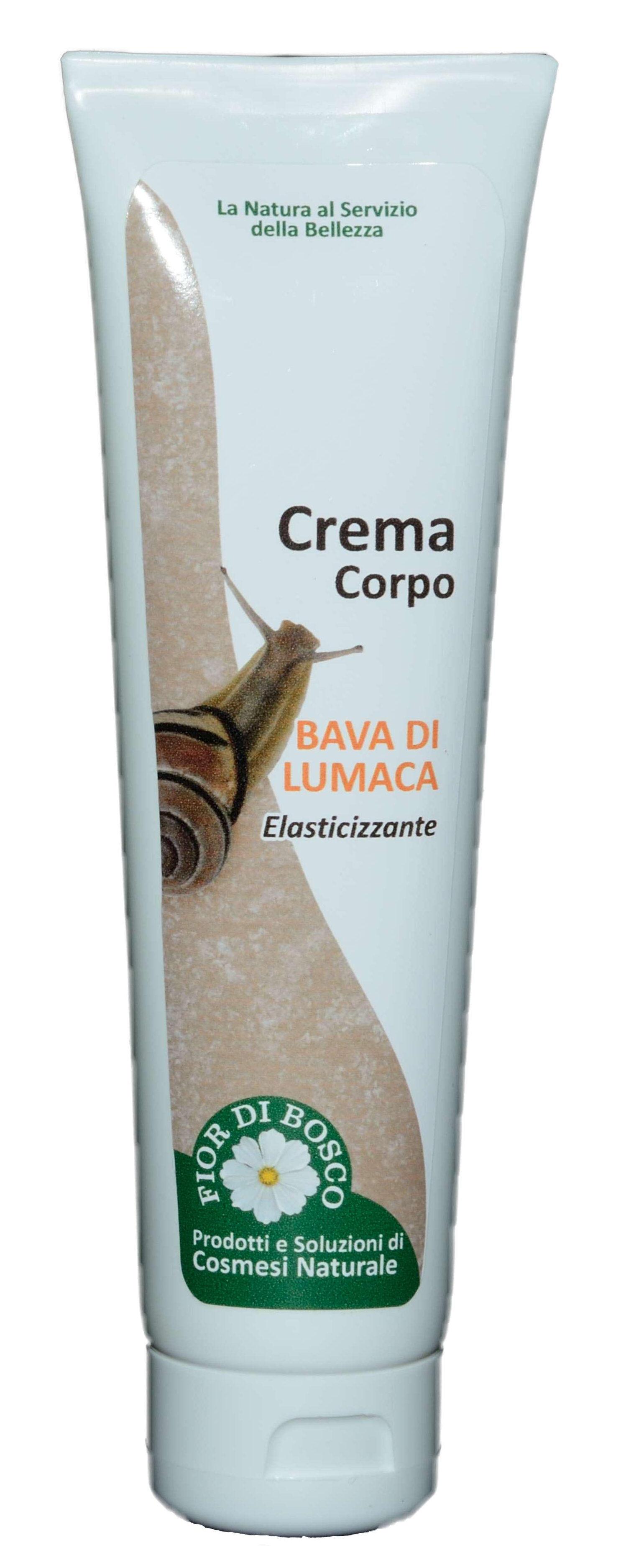 Centisia Crema corpo alla Bava di Lumaca 150ml