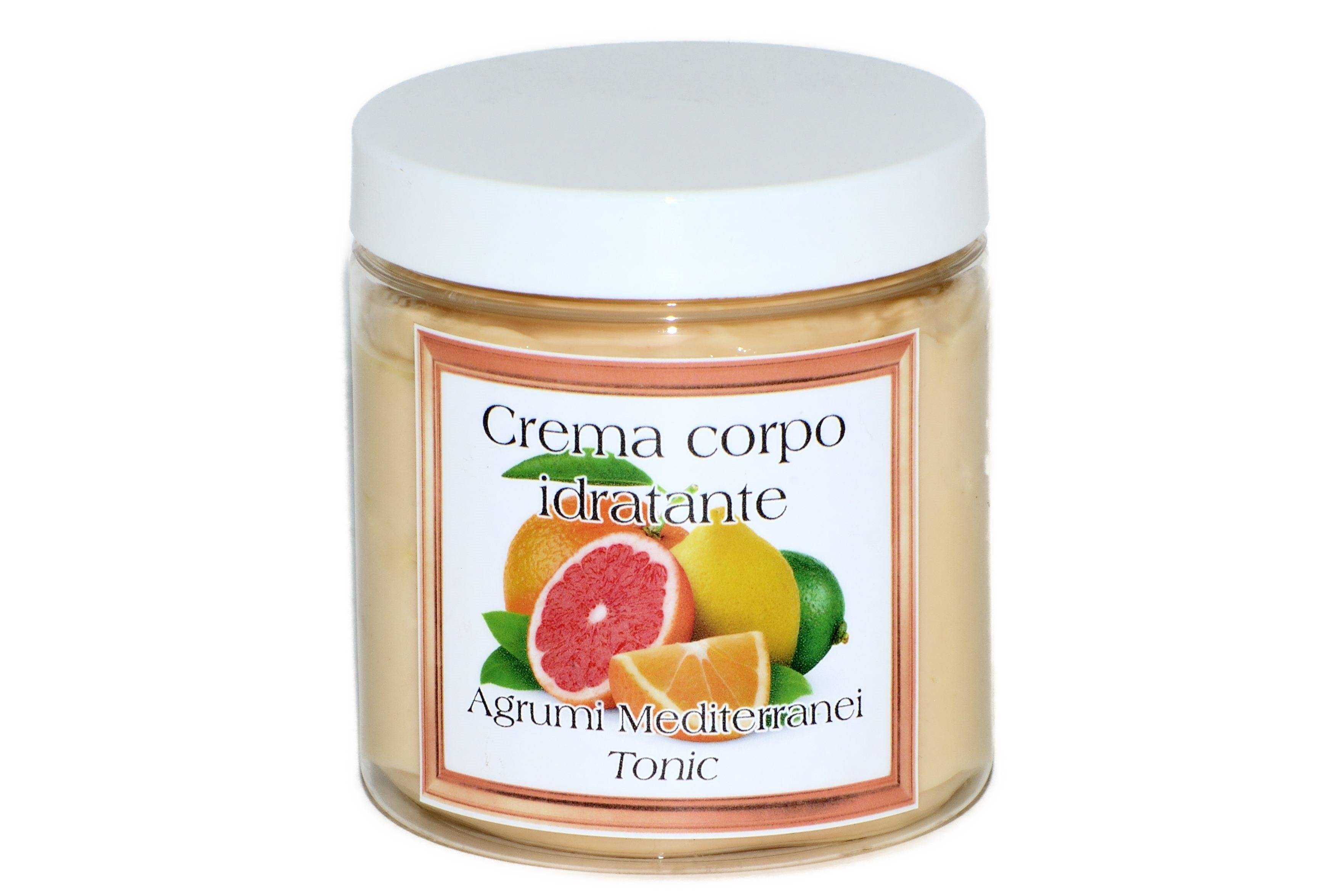 Centisia Crema corpo Agrumi Mediterranei TONIC 250ml