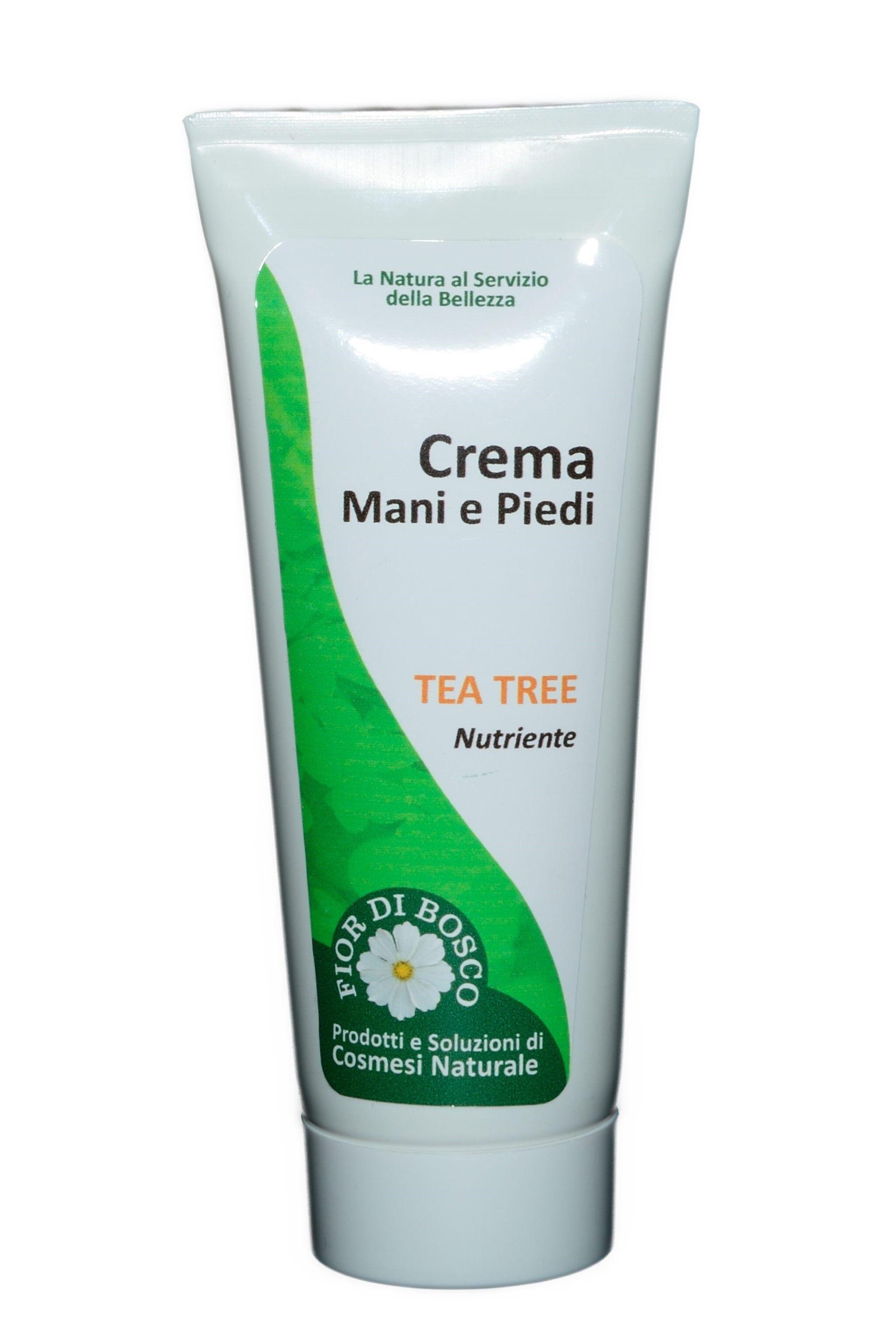 Centisia Crema mani e piedi al tea tree 100ml