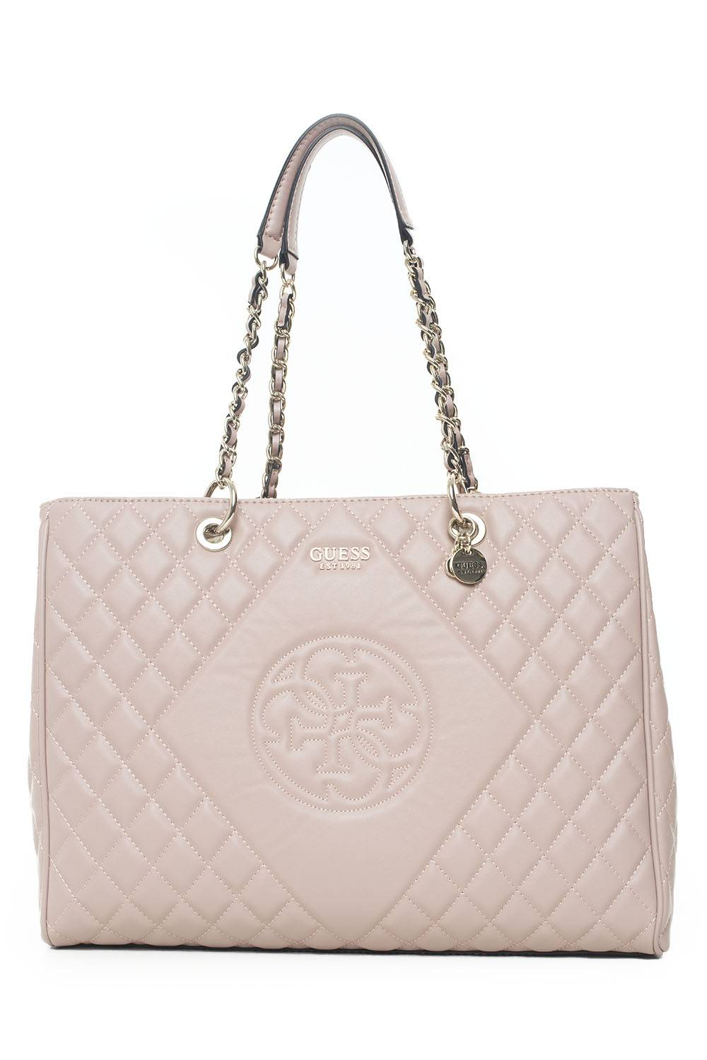 Guess Borsa a spalla sweet candy Rosa Poliestere Donna